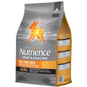 NUTRIENCE INFUSION CHIEN PETITE RACE 2.27KG
