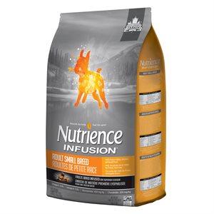 NUTRIENCE INFUSION CHIEN PETITE RACE 5KG