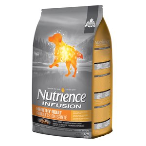 NUTRIENCE INFUSION CHIEN MOYENNE RACE 10KG