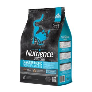 NUTRIENCE CHAT SUBZERO CANADIAN PACIFIC 2.27KG