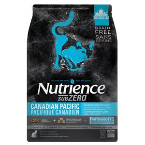 NUTRIENCE CHAT SUBZERO CANADIAN PACIFIC 5KG
